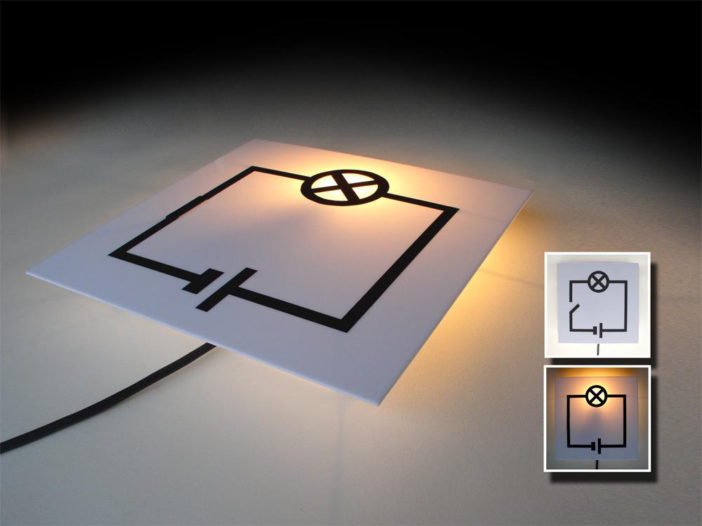 Elektrisch Schema Lamp