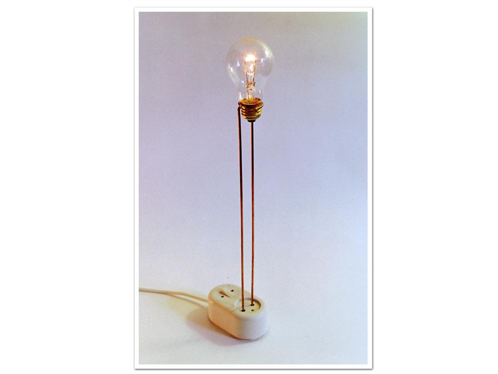 Stopcontactlamp Volta