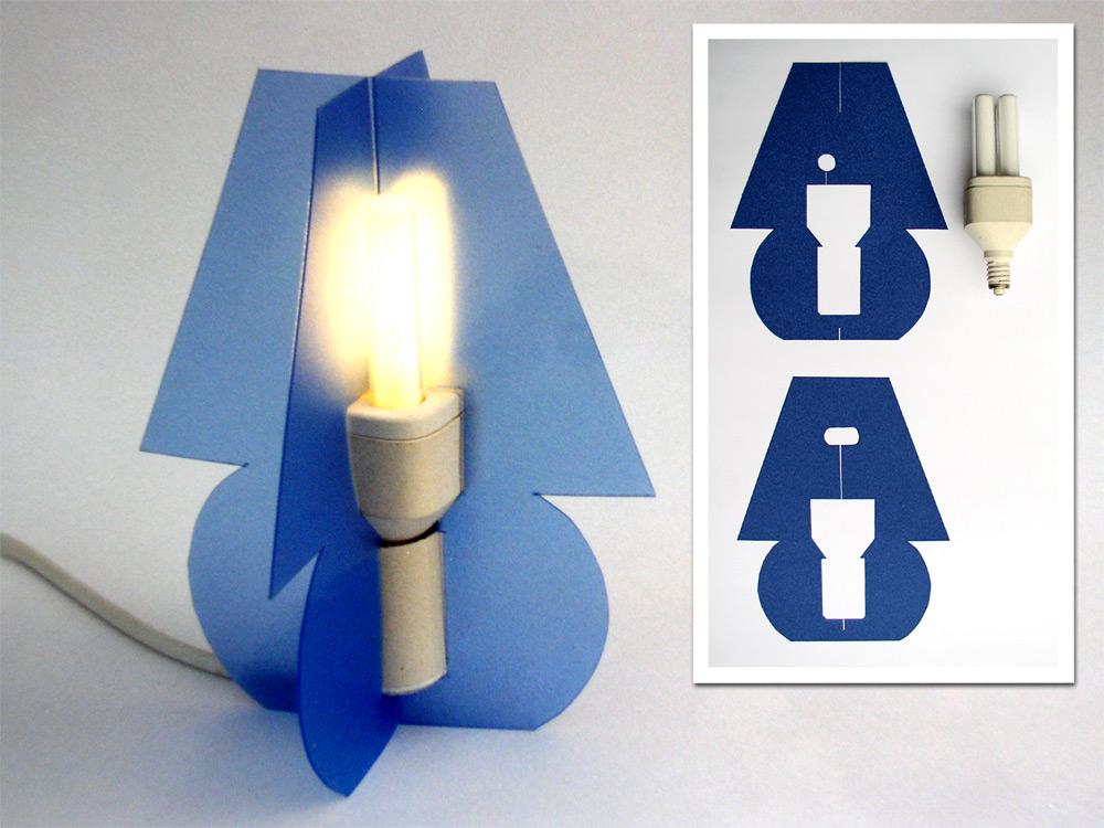 vouwlamp 1