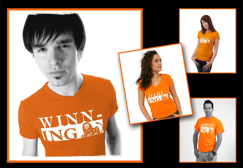 t-shirtING