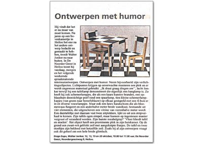 2002 - NoordHollands Dagblad