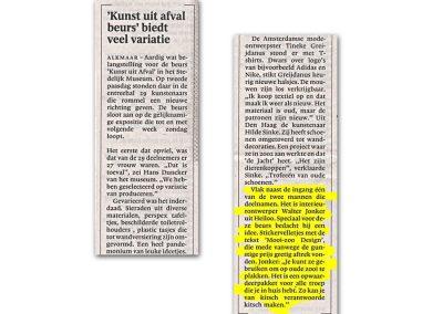 2005 - Alkmaarsche Courant