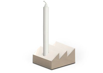 "Candle Holder ""Factory"""
