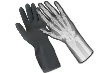 Handschoen Xray