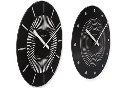 Clock Radial & Concentric